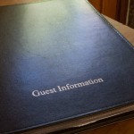 Mount View Guest Information Book